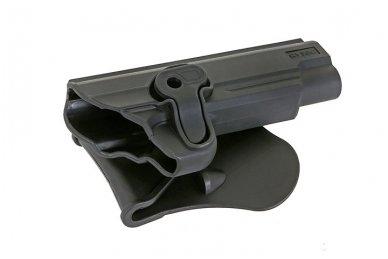 Aukštos kokybės polimero dėklas 1911 pistoletui 5