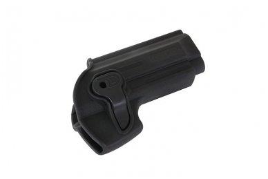 Aukštos kokybės polimero dėklas Beretta92/92F pistoletui 8