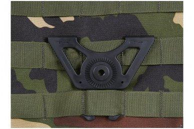 Aukštos kokybės polimero dėklas Beretta92/92F pistoletui 12
