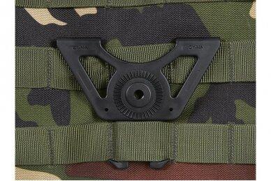 Aukštos kokybės polimero dėklas CZ75 SP-01 pistoletams 11
