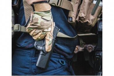 Aukštos kokybės polimero dėklas CZ75 SP-01 pistoletams 13