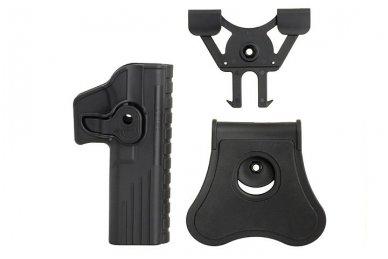 Aukštos kokybės polimero dėklas G.17/22/31/34/35  pistoletams