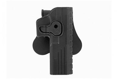 Aukštos kokybės polimero dėklas G.17/22/31/34/35  pistoletams 2