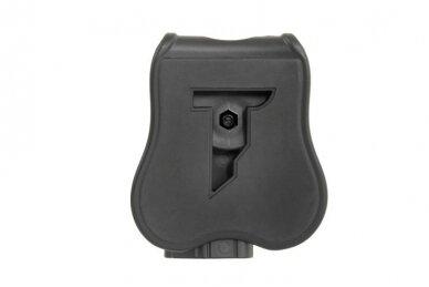 Aukštos kokybės polimero dėklas CZ75 SP-01 pistoletams 3