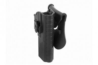 Aukštos kokybės polimero dėklas CZ75 SP-01 pistoletams 5