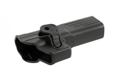 Aukštos kokybės polimero dėklas G.17/22/31/34/35  pistoletams 6