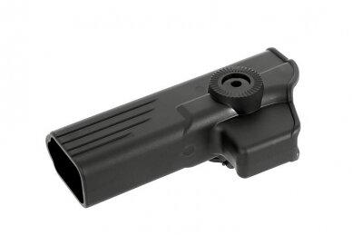 Aukštos kokybės polimero dėklas CZ75 SP-01 pistoletams 7