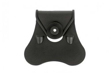 Aukštos kokybės polimero dėklas G.19/23/32 pistoletui 10