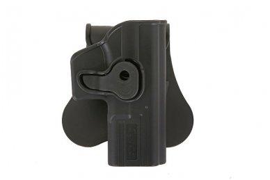 Aukštos kokybės polimero dėklas G.19/23/32 pistoletui 2