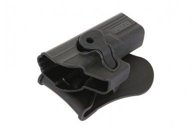 Aukštos kokybės polimero dėklas G.19/23/32 pistoletui 6