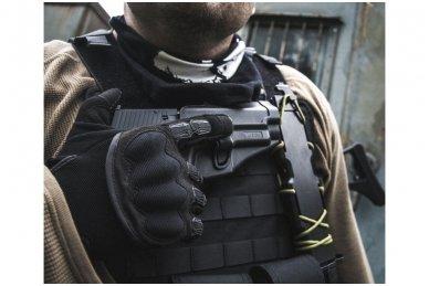 Aukštos kokybės polimero dėklas S&W M&P 9 pistoletui 13