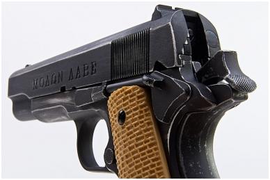 Šratasvydžio pistoletas AW Custom 'Molon Labe' 1911A1 (Smėlio spalvos rankena) 5