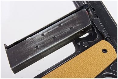 Šratasvydžio pistoletas AW Custom 1911A1 (Smėlio spalvos rankena) 7