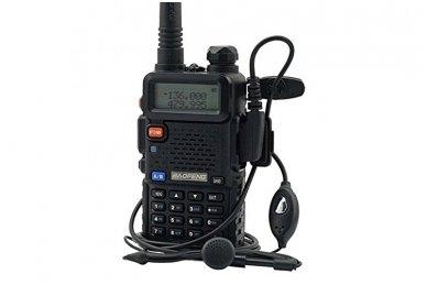 Baofeng UV-5R radijo stotelė