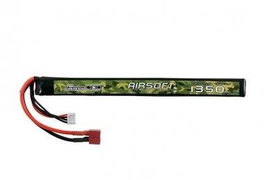 Baterija Li-Po 11.1v 1350mAh 25/50C T jungtis