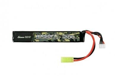 Baterija LiPo 11.1v 1200mAh 25/50C