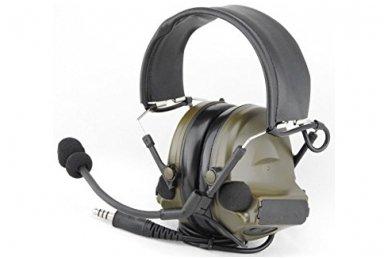 Comtac II Ausinė-mikrofonas