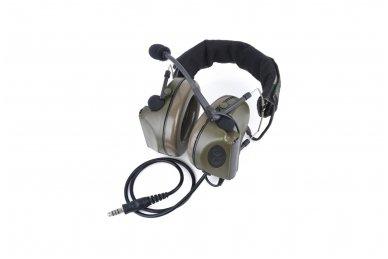 Comtac II Ausinė-mikrofonas 3