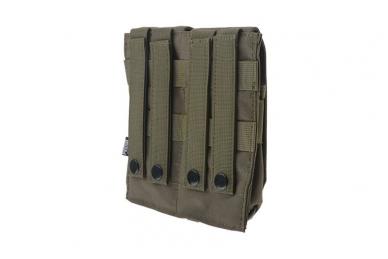 Dvigubas M4/M16 dėtuvių dėklas (OD) 3