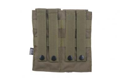 Dvigubas M4/M16 dėtuvių dėklas (OD) 4