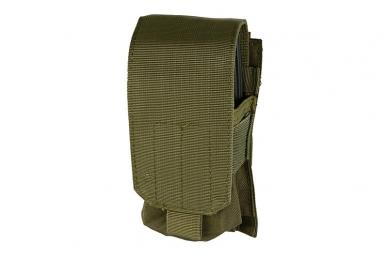 Dvigubas M4/M16 dėtuvių dėklas (OD)