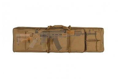 Dvigubas medžiaginis ginklų transportavimo krepšys 47 9