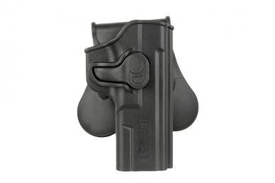 El. pistoleto CM127 polimerinis dėklas
