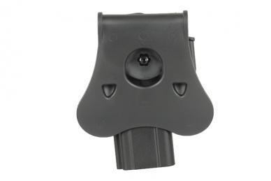 El. pistoleto CM127 polimerinis dėklas 4