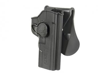 El. pistoleto CM127 polimerinis dėklas 2