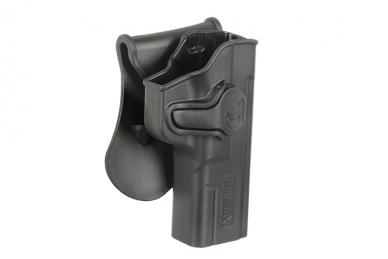 El. pistoleto CM127 polimerinis dėklas 5