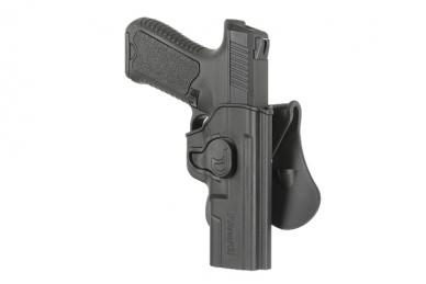 El. pistoleto CM127 polimerinis dėklas 6