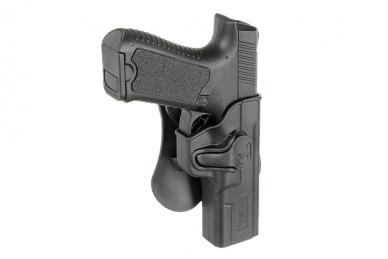 El. pistoleto CM127 polimerinis dėklas 7