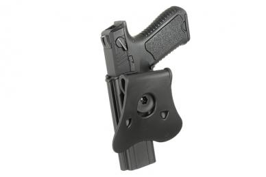 El. pistoleto CM127 polimerinis dėklas 8