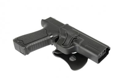El. pistoleto CM127 polimerinis dėklas 9