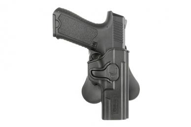 El. pistoleto CM127 polimerinis dėklas 3