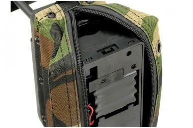 Elektrinė dėtuvė airsoft kulkosvaidžiui M249 MULTICAM [A&K] 1500 šovinių 6