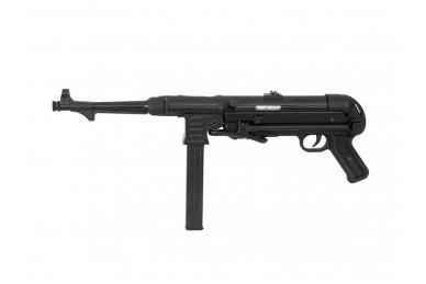Airsoftinis automatas MP40 (juodas)