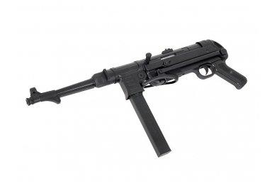 Airsoftinis automatas MP40 (juodas) 2