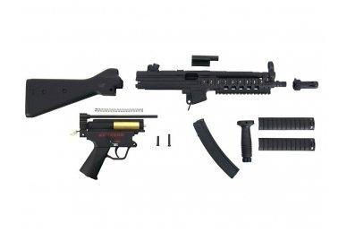 Airsoftinis automatas MP5A4 5