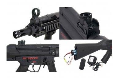 Airsoftinis automatas MP5A4 4