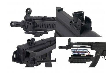 Airsoft automatas MP5 (CM.041) 5