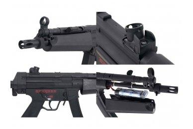Airsoftinis automatas MP5J 5