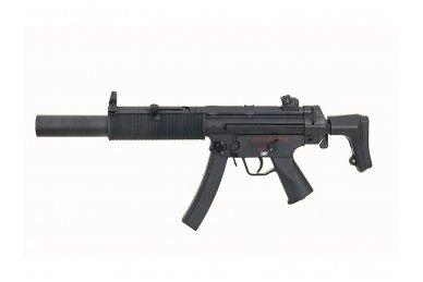 Airsoftinis automatas MP5 SD6 (BlowBack)