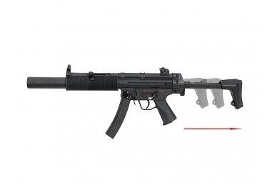 Airsoftinis automatas MP5 SD6 (BlowBack) 5