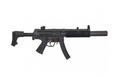 Airsoftinis automatas MP5 SD6 (BlowBack) 2