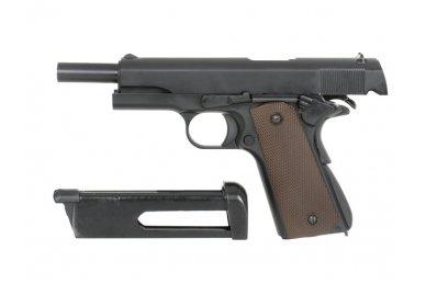 Airsoftinis pistoletas 1911 CO2 4