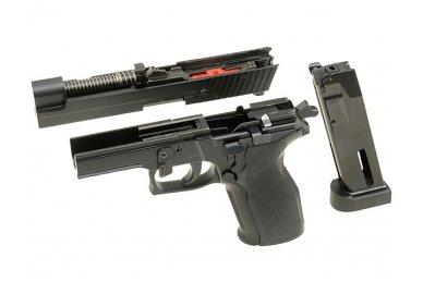 Airsoft pistoletas KP01-E2 CO2 (Metalinis) 2