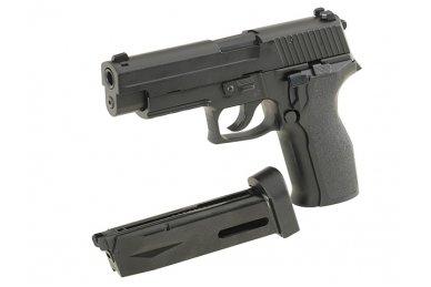 Airsoft pistoletas KP01-E2 CO2 (Metalinis) 3