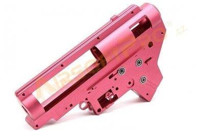 Aliuminis Gearbox korpuso komplektas V2  su 8mm guoliais 2