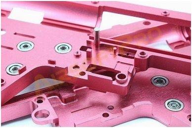 Aliuminis Gearbox korpuso komplektas V2  su 8mm guoliais 3